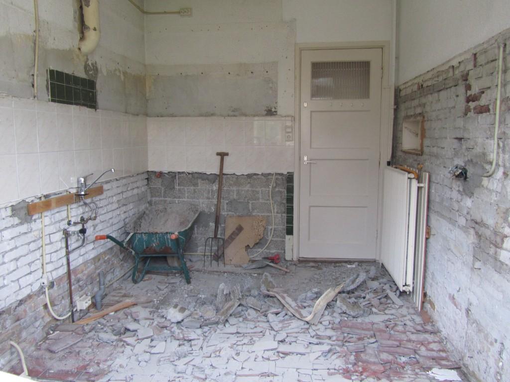 Renovatie keuken en kamer - Renovatie volwassen kamer ...